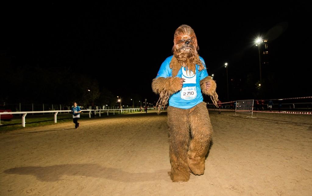 Chewie - Cordobés viajo por esto