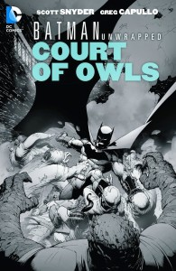 Batman 2011-2012 The Court of Owls