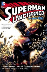 Superman Unchained (Comics) Deluxe-