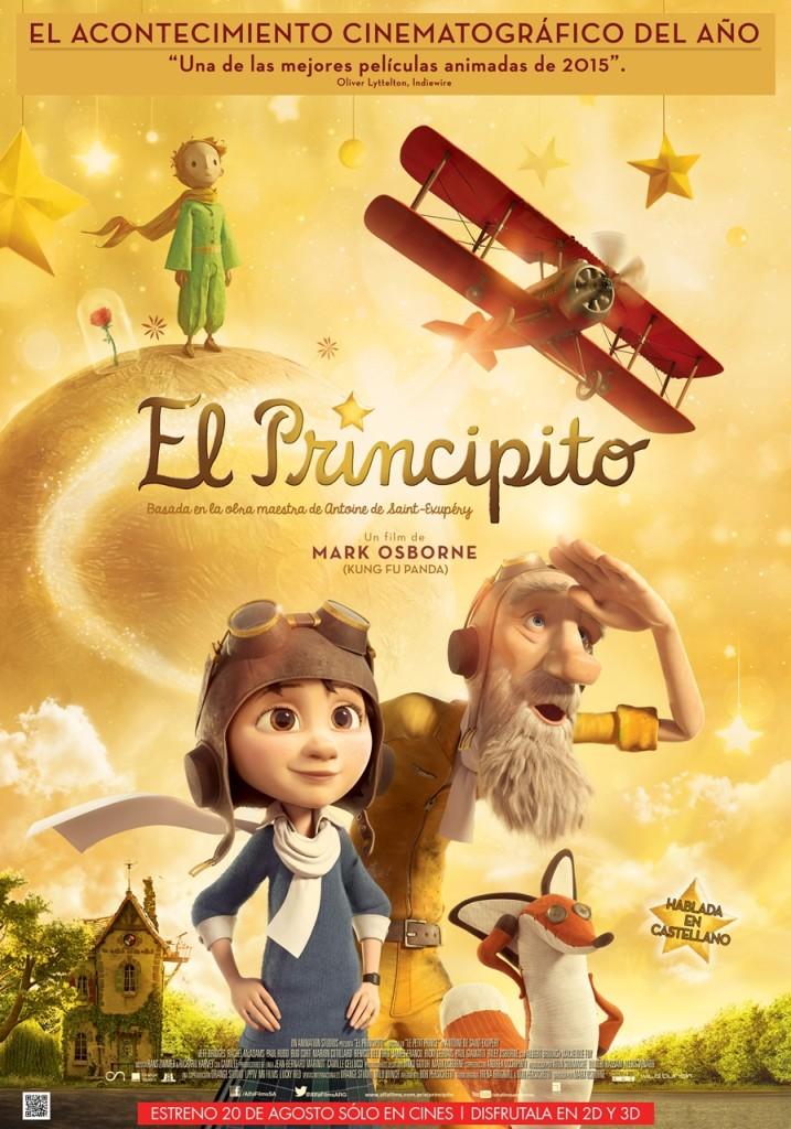 EL PRINCIPITO_Poster