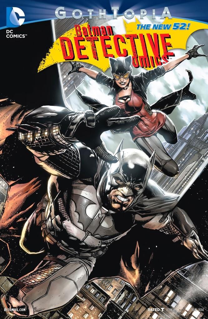 Detective Comics Vol.2 #28