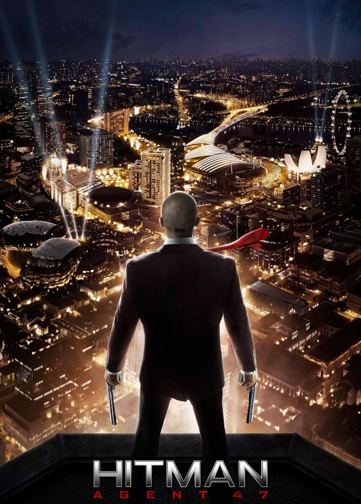 Hitman Agent 47 Poster
