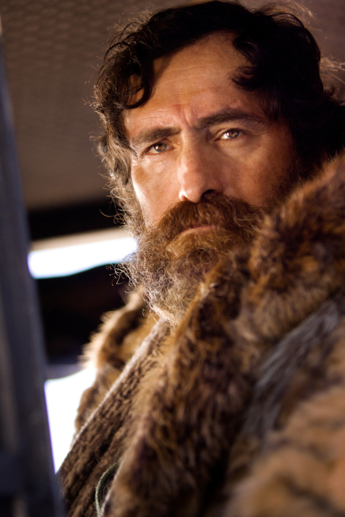 DEMIAN BICHIR stars in THE HATEFUL EIGHT. Photo: Andrew Cooper, SMPSP © 2015 The Weinstein Company. All Rights Reserved.