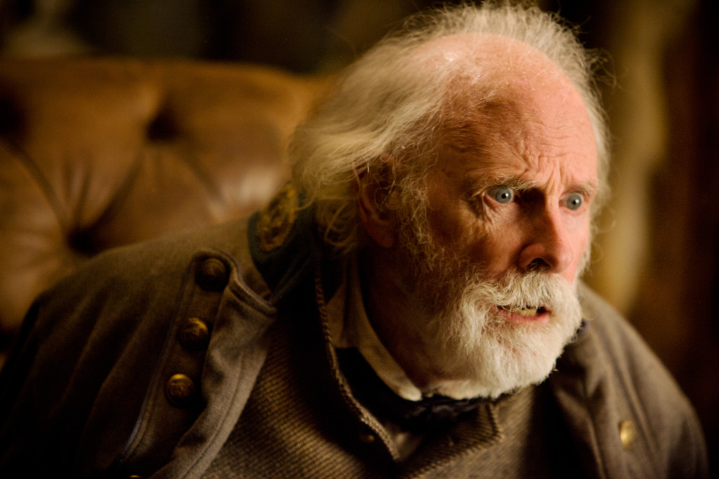 BRUCE DERN stars in THE HATEFUL EIGHT. Photo: Andrew Cooper, SMPSP © 2015 The Weinstein Company. All Rights Reserved.