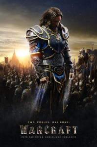 Warcraft - Poster Alliance