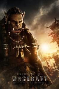 Warcraft - Poster Horde