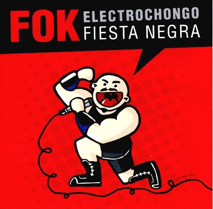 FOK FIESTA NEGRA COVER