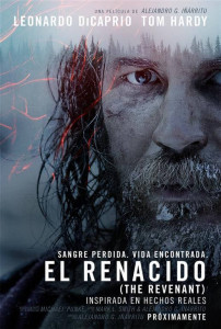 el-renacido-the-revenant-cartel-oficial-di-caprio