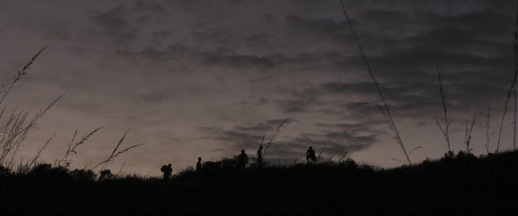 LOS SALVAJES-Noche