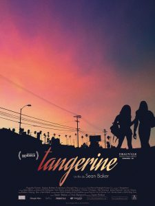 Tangerine-affiche