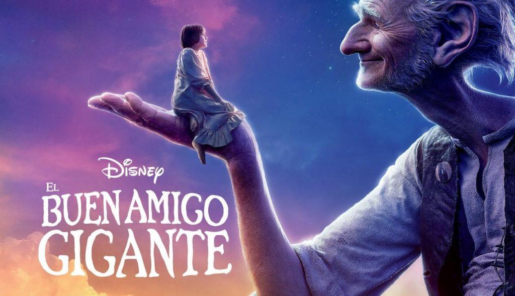 El Buen Amigo Gigante [DVDRip] [Latino] [1 Link] [MEGA]