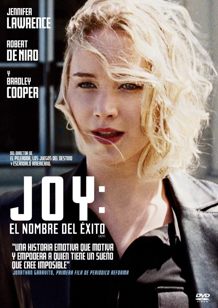 Tapa Joy DVD