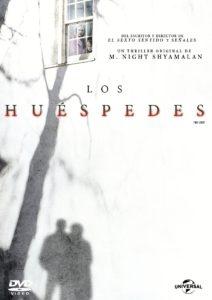 Tapa Los huespedes DVD