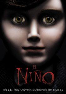 Tapa El Niño DVD