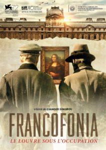 Tapa Francofonia DVD