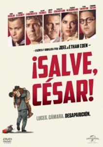 Tapa Salve, César DVD