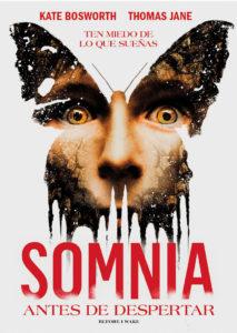 Tapa Somnia DVD