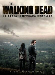 Tapa The Walking Dead - Temporada 6 - 5 DVD