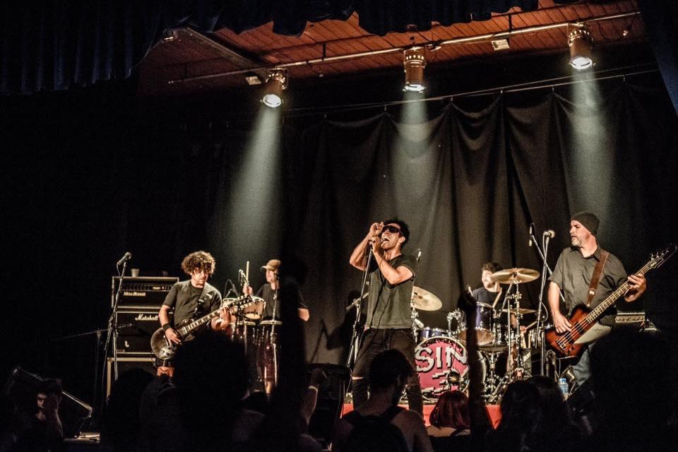 Sin Ley, 30 años en la escena nacional del punk rock