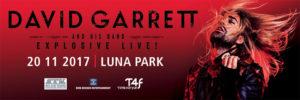 DAVID GARRETT en el LUNA PARK @ Luna Park | Buenos Aires | Argentina