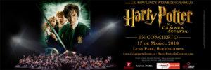 Harry Potter y La Cámara Secreta™ EN CONCIERTO! @ Luna Park | Buenos Aires | Argentina