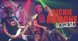 RICHIE RAMONE en La Plata! @ Dickens | La Plata | Buenos Aires | Argentina
