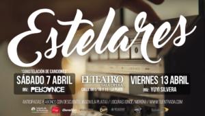 ESTELARES X2 en La Plata @ El Teatro Sala Opera | La Plata | Buenos Aires | Argentina