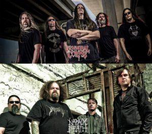 ¡Cannibal Corpse y Napalm Death juntos en Argentina! @ TEATRO vORTERIX | Buenos Aires | Argentina