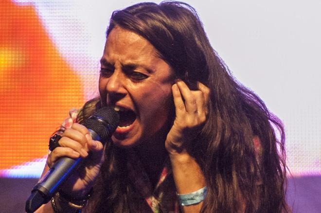SARA HEBE: «Mi sueño es que Pity Alvarez acepte hacer un tema con nosotros»