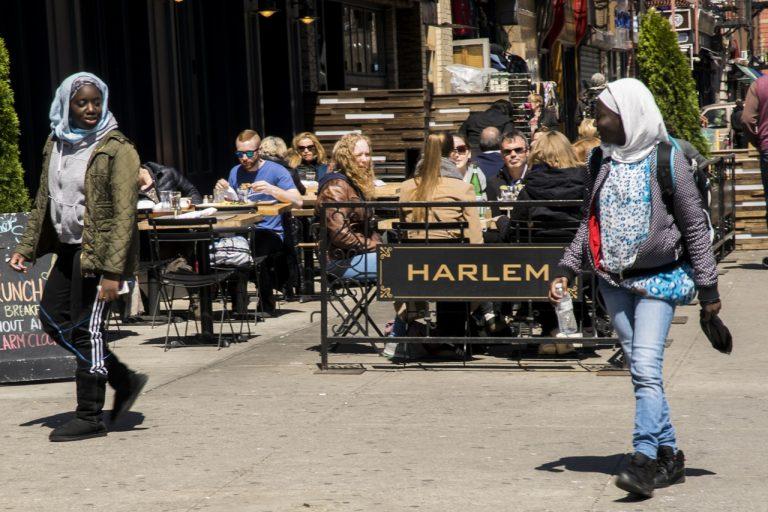 NEW YORK: UN DOMINGO EN HARLEM
