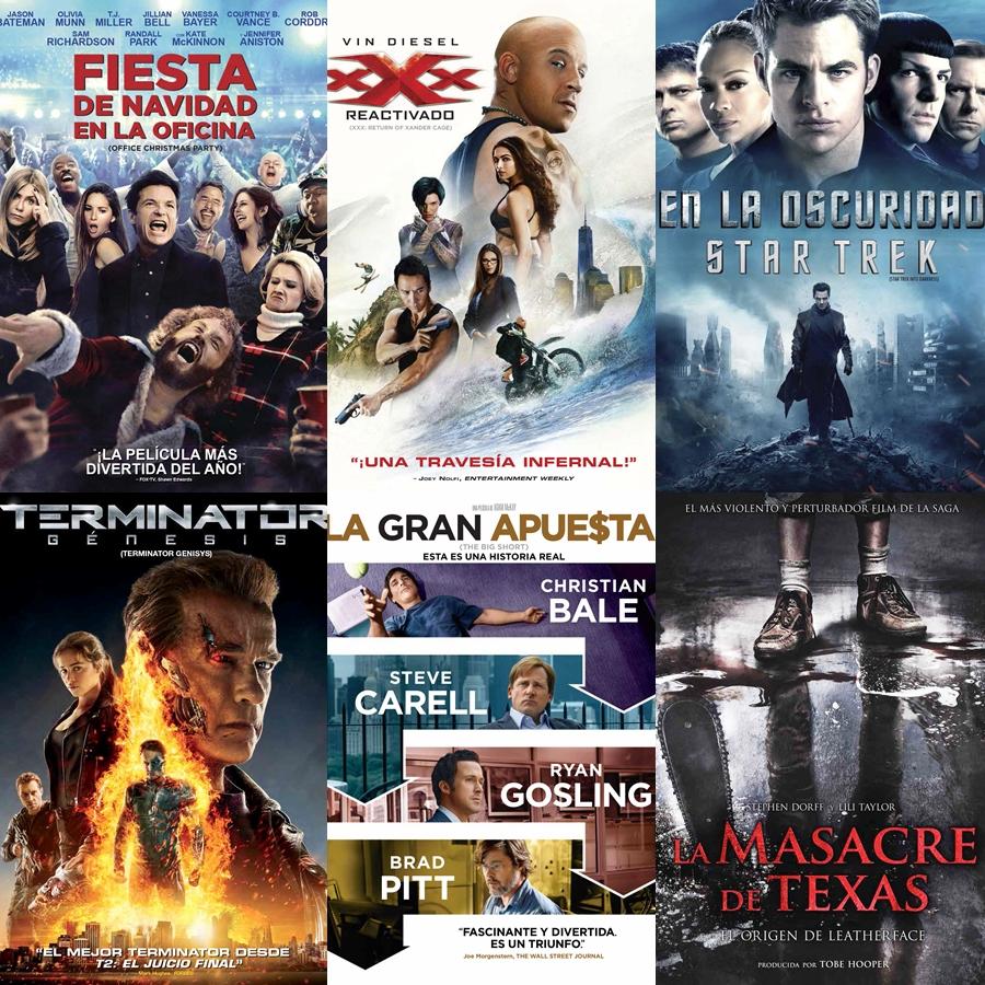 NOVEDADES EN DVD y Blu-ray – Revista Meta