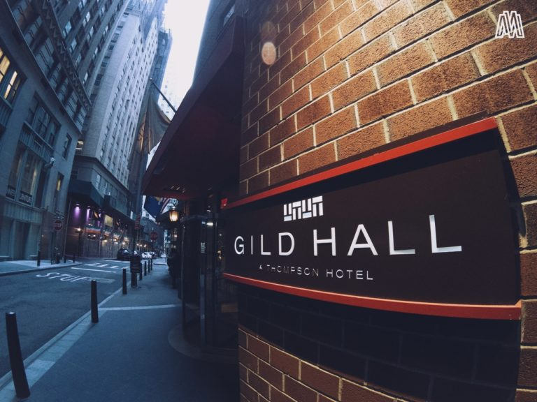 GILD HALL HOTEL: Comfort a pasos de Wall Street