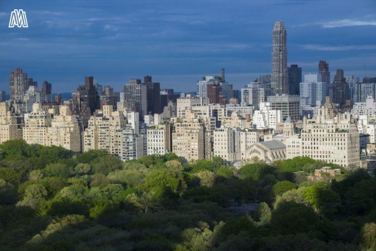 New York: Central Park, el pulmón de la ciudad en tiempos de encierro.
