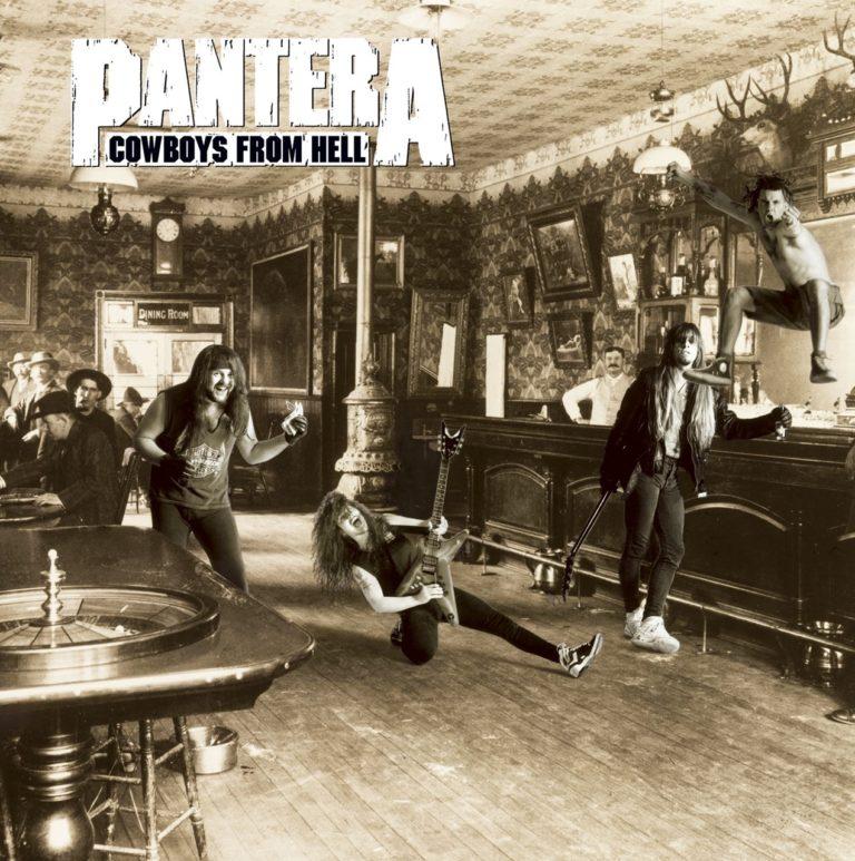 A 30 años de «Cowboys from Hell» de PANTERA