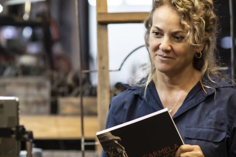 CARMELA BLANCO: «La cuarentena me salvó»